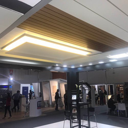 PANEL CEILINGS - DOMOTEC EXPO 2017 001